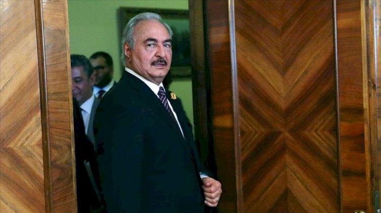 Hafter niyetini açık etti: 'Sirte Limanı'nı boşaltın' emri