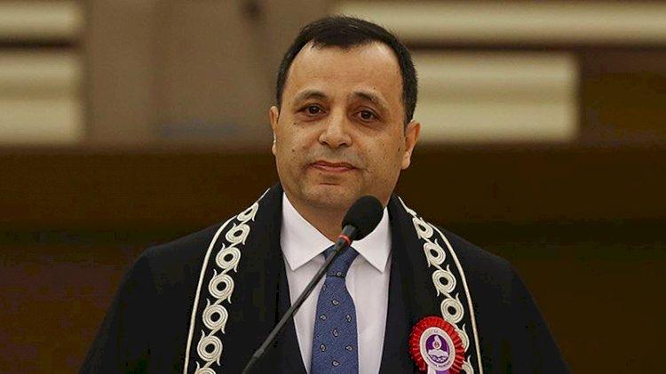 AYM Başkanı Arslan'dan 'masumiyet karinesi' mesajı