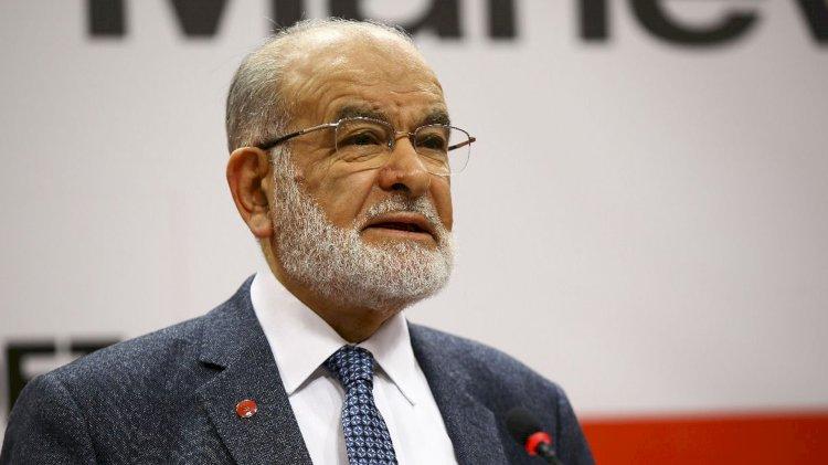 Temel Karamollaoğlu'ndan 'ortak anayasa' açıklaması