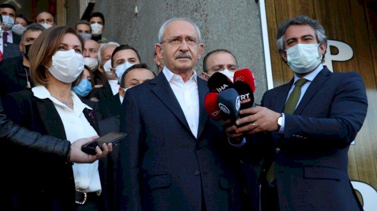 Kemal Kılıçdaroğlu: Türkeş aradı, 'MHP'den rahatsızız' dedi