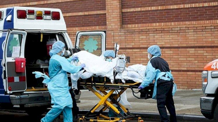 ABD'de KOVİD-19'dan ölenlerin sayısı 256 bini geçti