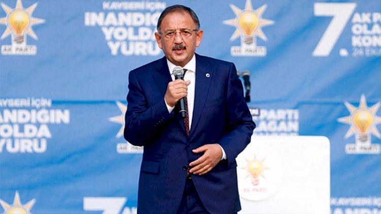 AKP Genel Başkan Yardımcısı'ndan kötü haber
