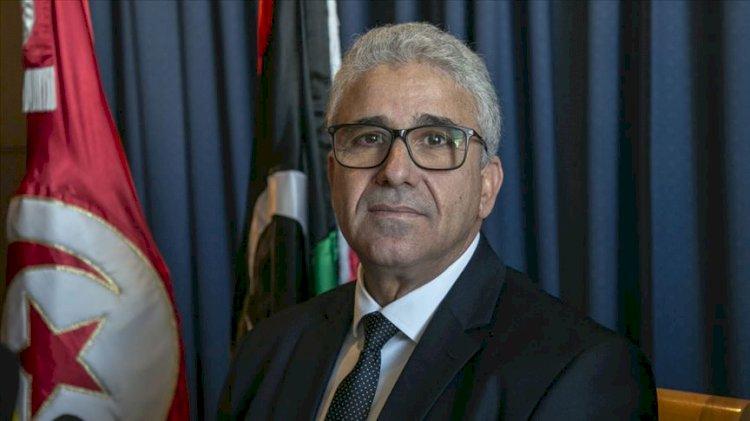 Libya İçişleri Bakanı Fransa'da