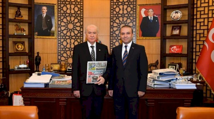 Cumhur İttifakı'nda 'Arınç' çatlağı: Bahçeli'nin danışmanından 'Demirtaş' sözlerine sert tepki