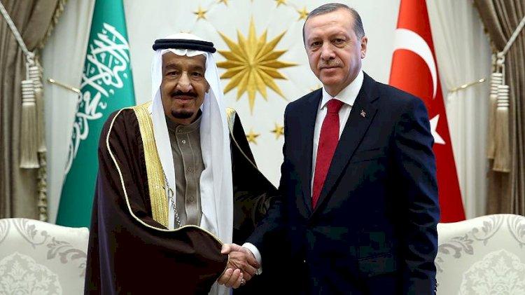 Erdoğan ile Suudi Arabistan Kralı arasında sürpriz görüşme