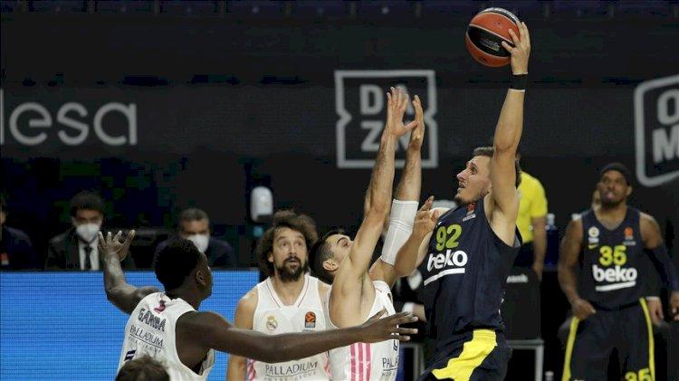 Fenerbahçe Real Madrid maçının kazananı belli oldu