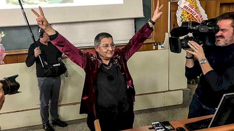 Fincancı HDP'ye yakın gazeteye konuştu: KHK'lıları göreve iade edin