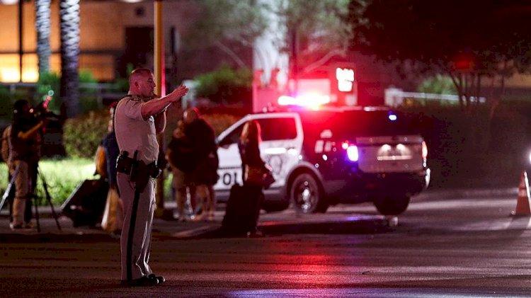 ABD'de silahlı saldırı: Yaralılar var