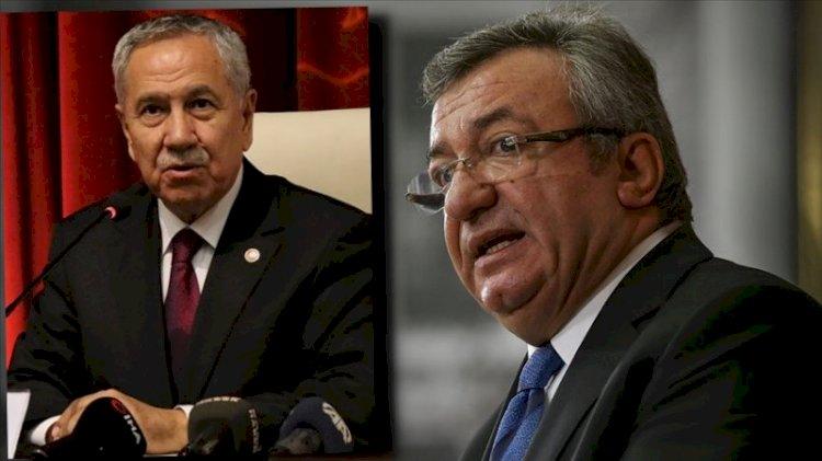 CHP'li Engin Altay'dan Bülent Arınç övgüsü: AKP'nin vicdanı!