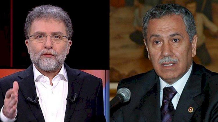 Ahmet Hakan: Bülent Arınç'ın sözlerinin altına imzamı atıyorum
