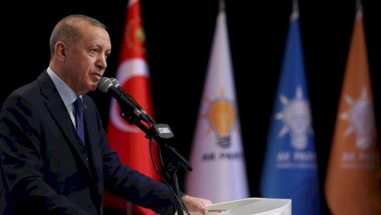 Erdoğan: Kendimizi başka yerlerde değil Avrupa'da görüyoruz