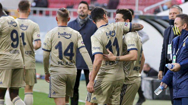 Fenerbahçe Gençlerbirliği'ni gol yağmuruna tuttu