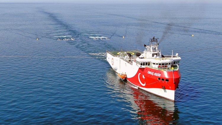 Dışişleri Bakanlığı'ndan 'Doğu Akdeniz' açıklaması