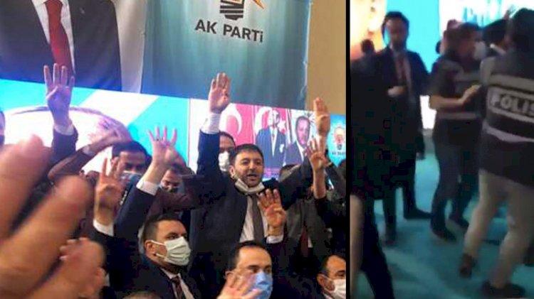 AKP il kongresinde arbede çıktı
