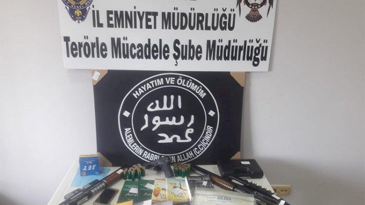 Osmaniye'de IŞİD'e operasyon: 9 tutuklama