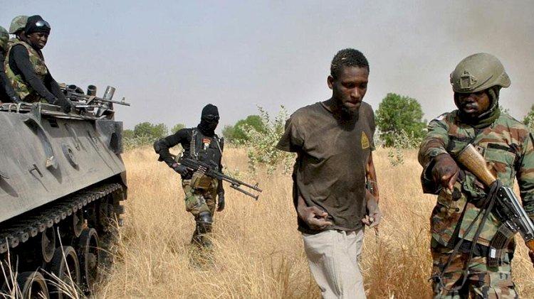 Boko Haram'dan Nijerya'da saldırı