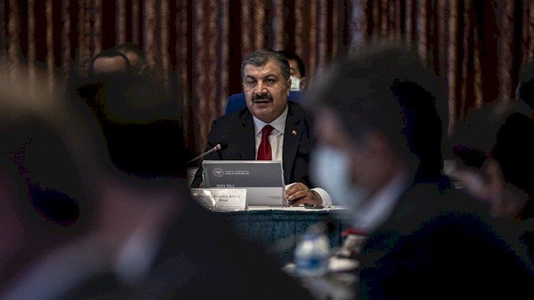 Fahrettin Koca'dan MHP'ye: Benim görev alanım değil