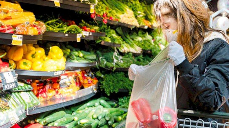 Gıdalarda koronavirüs riskine dikkat