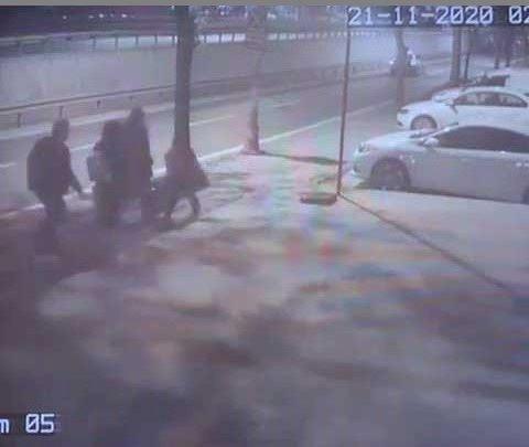 Avcılar'da kız çocuğuna taciz kamerada