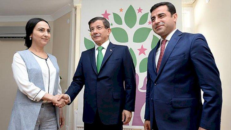 Bahçeli'nin 'HDP' çağrısına Davutoğlu'ndan açıklama