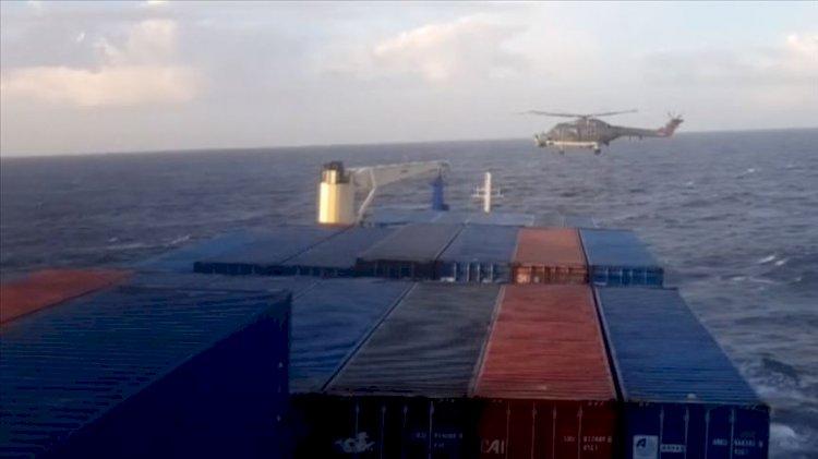 AB'den 'gemi baskını' itirafı