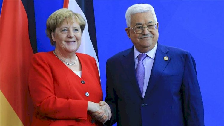 Almanya'dan Filistin'e 'İsrail' teklifi