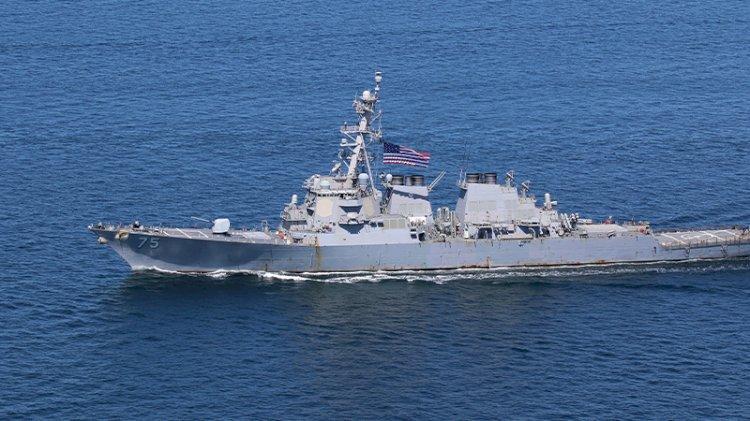 Amerikan destroyeri Karadeniz'de ilerliyor... ABD ve Rusya'dan peş peşe açıklama