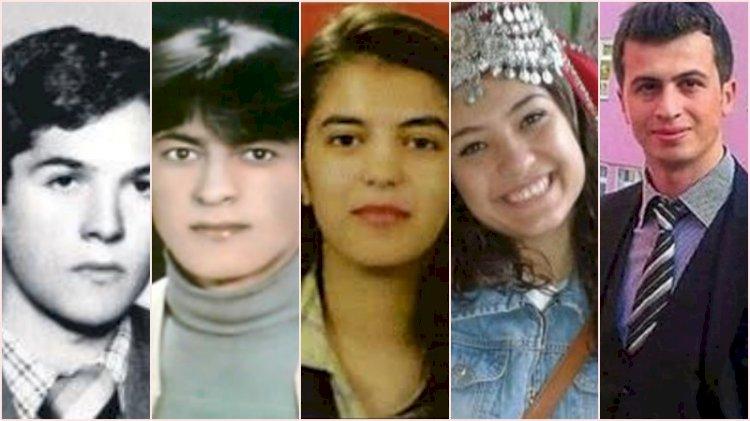 PKK tarafından şehit edilen öğretmenlerimiz...