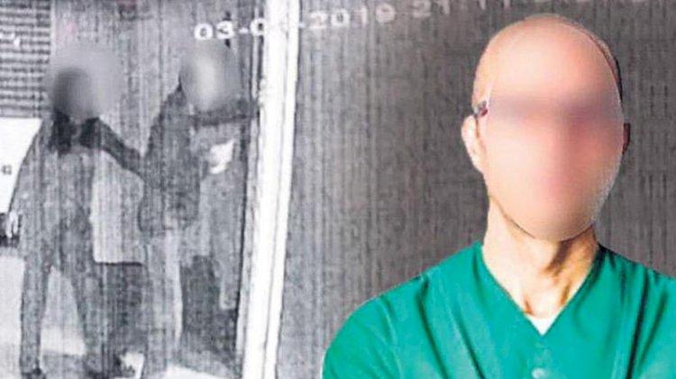 Tecavüzle suçlanan profesöre, 'uygunsuz tedavi'den meslekten men cezası