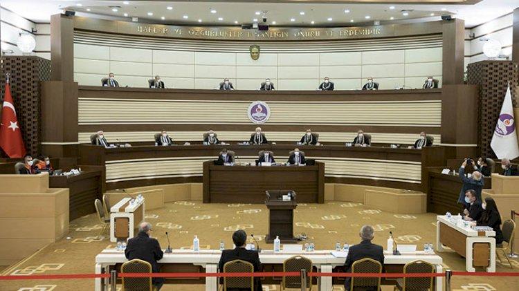 FETÖ'cü eski Danıştay üyeleri Yüce Divan'da yargılanıyor