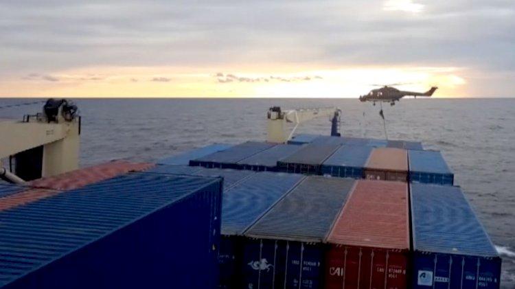 Alman bakan gemi baskınını savundu: Askerlerimiz işini yaptı