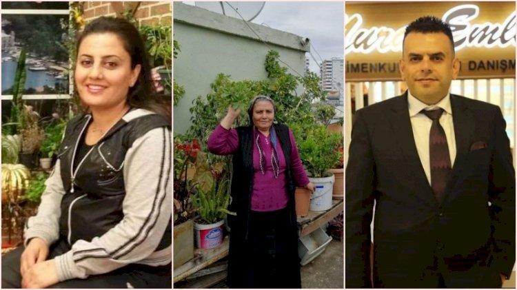 Anne ve iki çocuğu koronavirüs nedeniyle hayatını kaybetti
