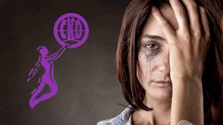 CKD: Kadına yönelik şiddetle mücadelede mevzuat eksiği giderilmelidir