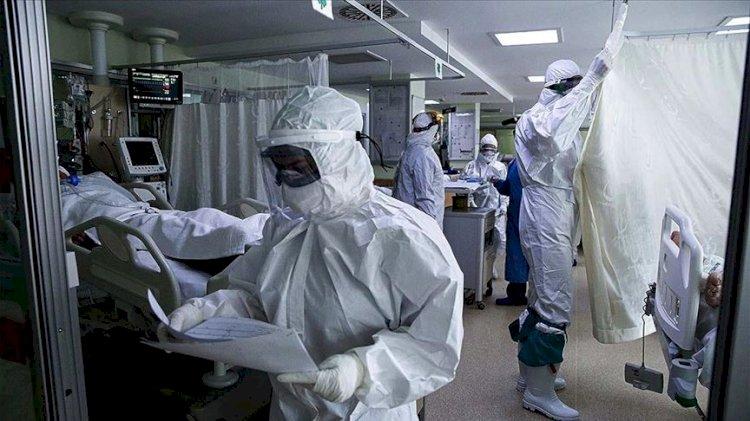 Koronavirüs rakamları açıklandı