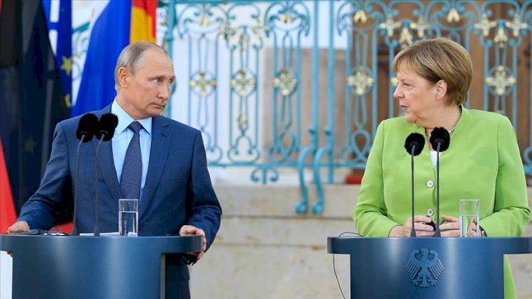 Rusya'dan Almanya'ya: Agresif söylemden vazgeçin