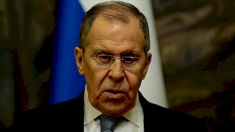Moskova'da kritik görüşme: Lavrov Salih ile bir araya geldi