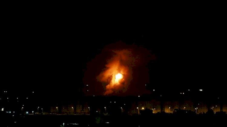 İsrail Şam'a saldırdı iddiası