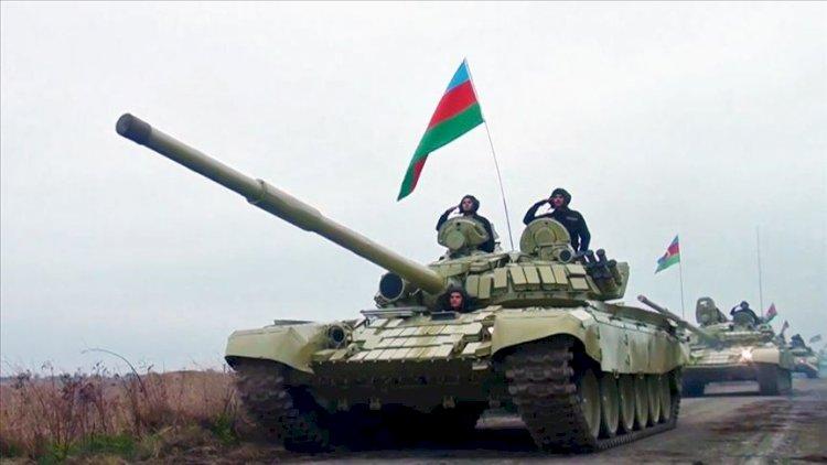 Ve Azerbaycan Ordusu Kelbecer'e girdi!