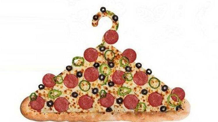 Kızılay'dan ilginç kampanya: Askıda pizza!