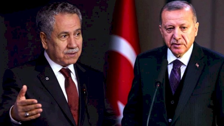 İstifa görüşmesinde Erdoğan ile Arınç ne konuştu?