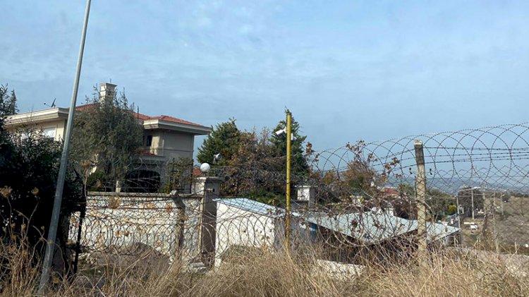 4 metrelik duvarlar, dikenli teller ve köpekler... İzmir'deki site hakkında büyük iddia
