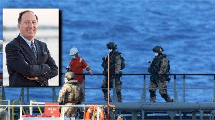 Cem Gürdeniz skandalı dünyaya anlattı: Akdeniz'de korsanlık ve tüm yönleriyle gemi baskını