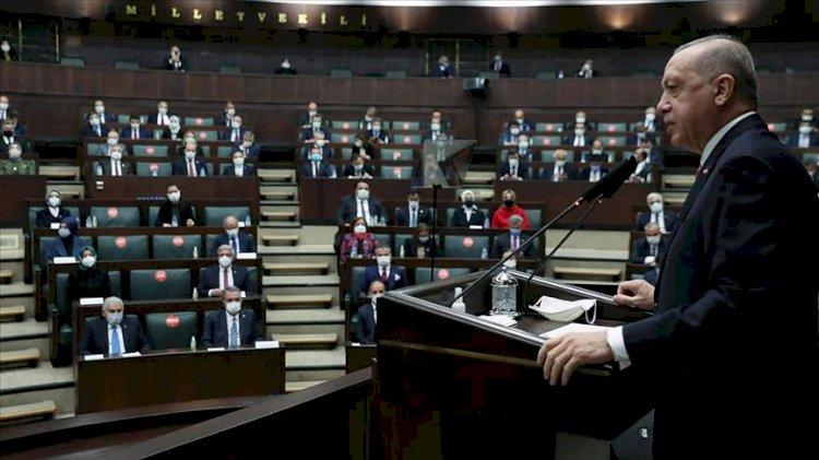 Erdoğan'dan yargıya Bülent Arınç çağrısı