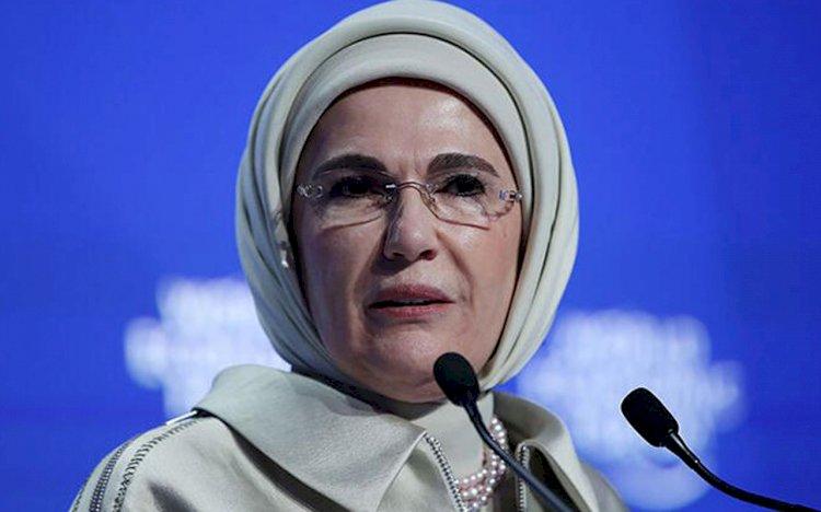 Emine Erdoğan: Mafya babaları rol model gibi lanse edilmesin
