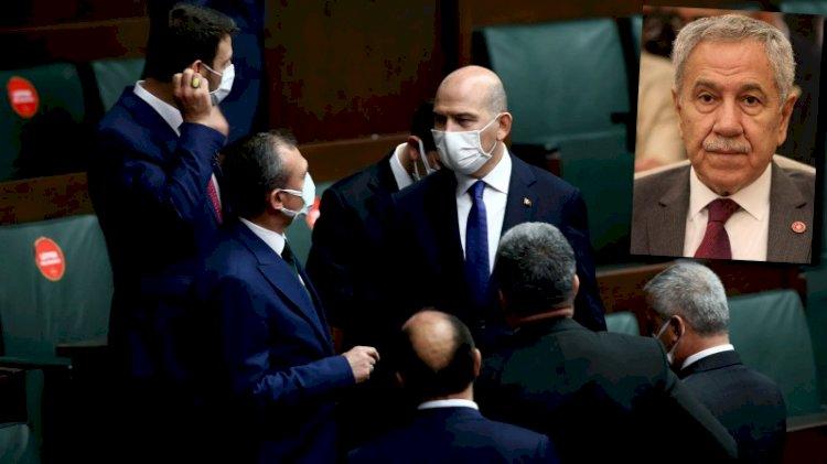 AKP içinden çarpıcı kulis: Konuşulanlar Arınç'ın çok daha ilerisinde!