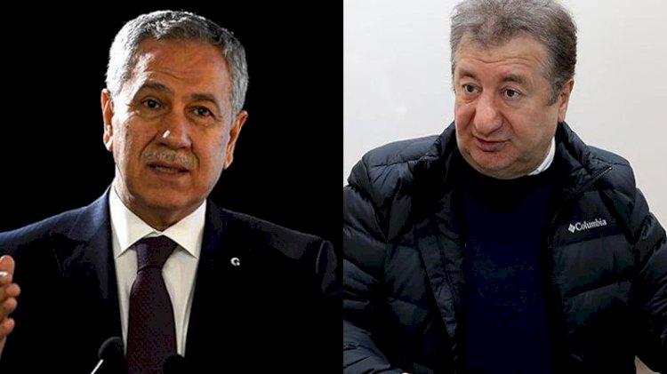 Sabahattin Önkibar'dan Bülent Arınç iddiası... Hangi partiye katılacak?