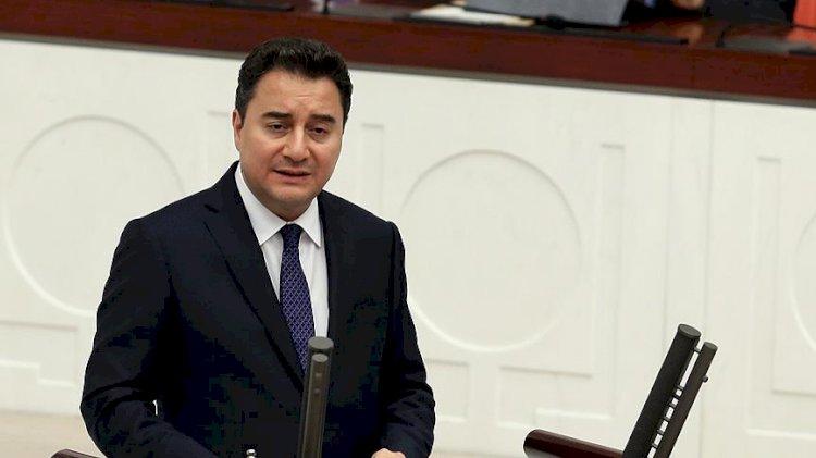 Ali Babacan: Çözüm sürecini iyi niyetle başlattık