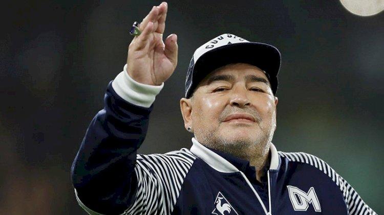 Dışişleri'nden Maradona mesajı