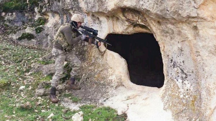 Mağaralara sıkışan PKK'nın Sincar oyunu