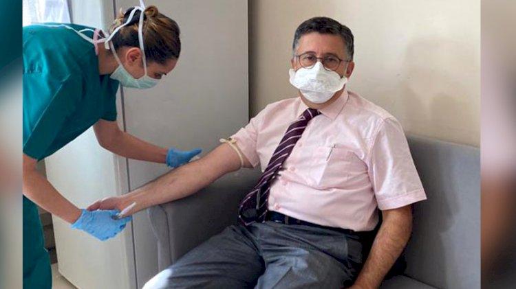 Aşı gönüllüsü profesör: 'O aşı, bu aşı, şu aşı' tartışmasına girecek lükse sahip değiliz